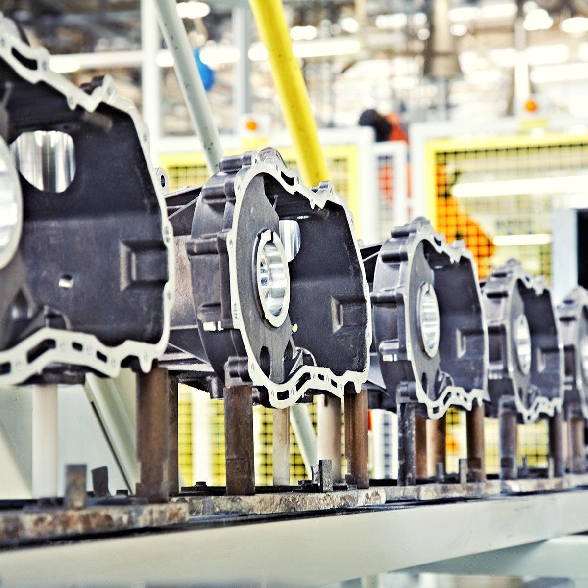 Fitness Equipment Industry Statistics: Industrial Equipment Manufacturing