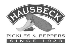 Hausbeck Pickes logo grey