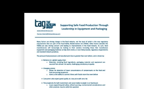 Supporting Safe Food Production Through Leadership