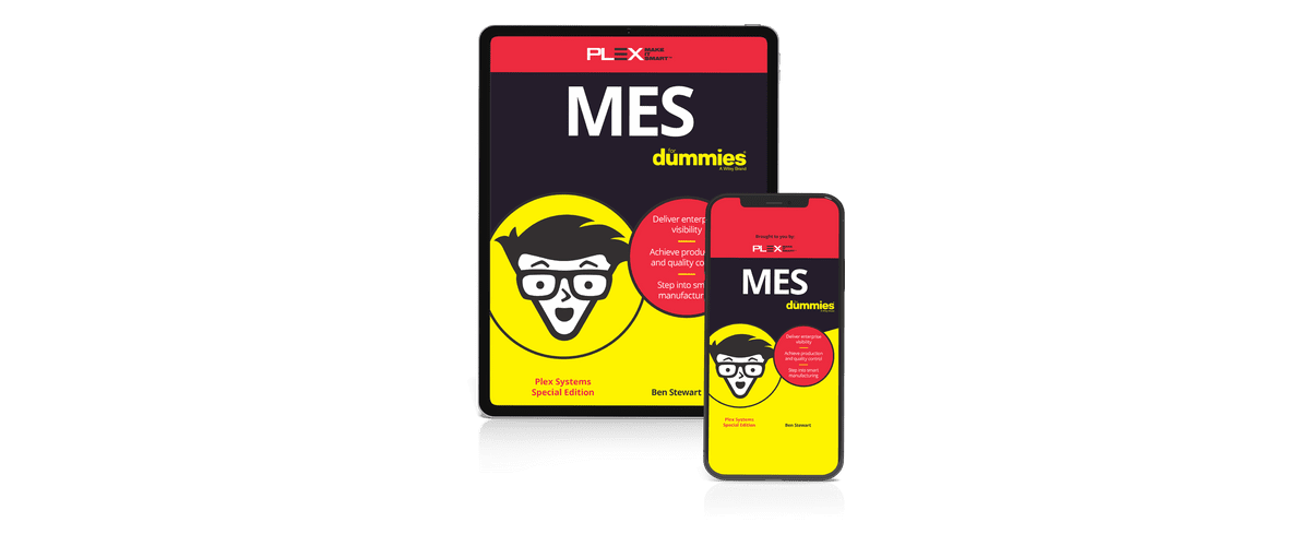 MES For Dummies Mobile and Tablet
