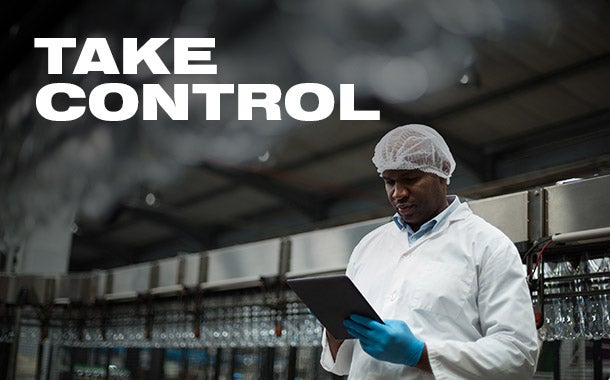 Take Control - Food and Beverage Manufacturing