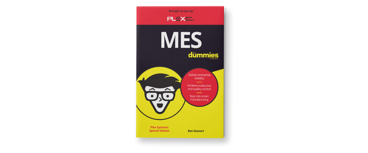 MES For Dummies Hardcover Book