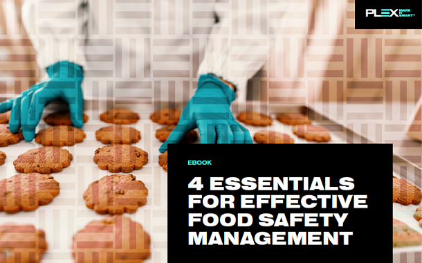 4 Essentials for Effective Food Safety Management Ebook