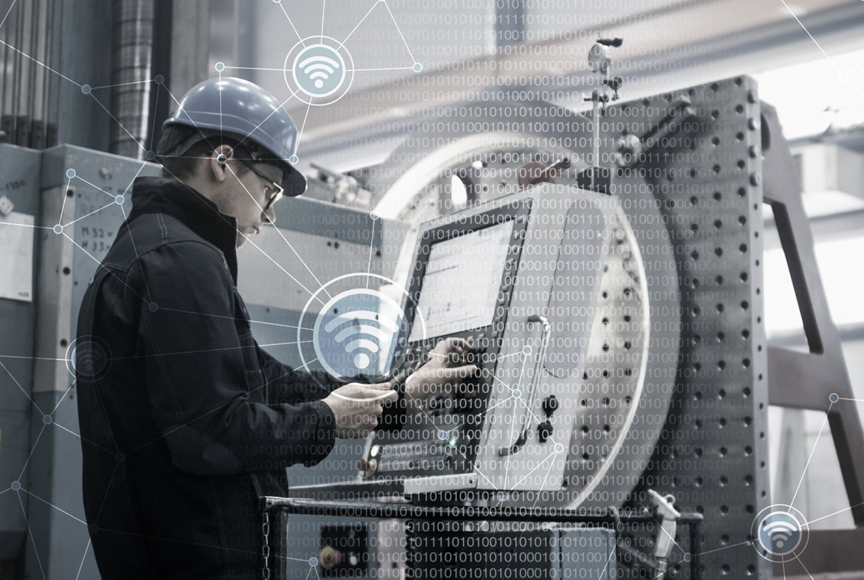 IIot Connected Manufacturing