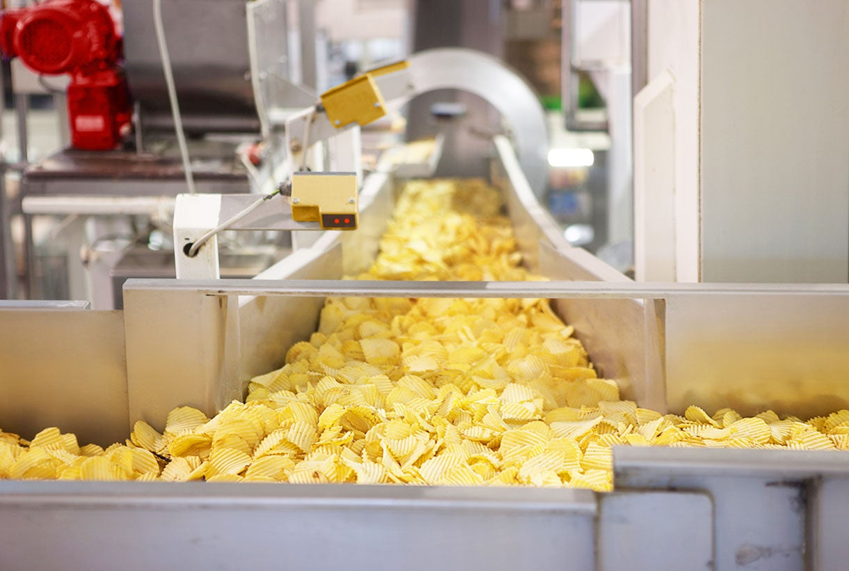 Food and Beverage - Snacks Manufacturing Platform - Chips