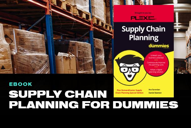 Supply Chain Planning for Dummies eBook